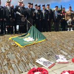 Paving stones laid for #Glasgow soldiers who won VCs on first day of battle #Somme100 #WW1 https://t.co/7cPkr3zxMe https://t.co/eTmbfdlrLo