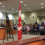 50 residents of Ajax became citizens of Canada this morning - Happy Canada Day!@townofajax https://t.co/2m5Sg3zcZp