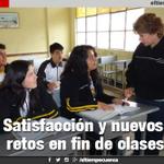 #Cuenca > En la mayoría de planteles educativos de #Cuenca terminó el año lectivo. > https://t.co/G1ElrdVgaz https://t.co/9kJAZFgSWn