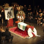 En Granada ya el féretro con los restos mortales de Juan Habichuela https://t.co/QrjuRqLZAC https://t.co/LpVzP3nrKz