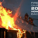 Fireworks cause 20,000 home fires every year. Dont let your #4thofJuly weekend turn into a statistic. https://t.co/SFRafh7ExA