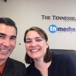 We are starting our @Tennessean interview with @AmyFrogge shortly. Thanks for your patience. https://t.co/JFH7rSzG0k