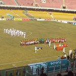 Match about to kick off live from the Accra sports stadium @Class913fm @Class_Sports https://t.co/f3f3WnDKln
