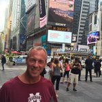 @stricklinMSU, Happy Maroon Friday from the Big Apple https://t.co/NCAbLe9XST