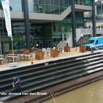 Weer stukje singel: TivoliVredenburg aan het water https://t.co/BFa67yE6eR #utrecht https://t.co/DKwy61mojo