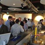 Mooie groep van ruim 60 #startups aanwezig bij de Get Started Alumni borrel @Entrepren_EUR https://t.co/2VWqcNMFrn