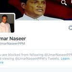 Hello Presidential candidate 2018 @UmarNaseerPPM - I am a Maldivian and WTF you block me? Its 1 vote! ???? https://t.co/DwKSIf6tbm