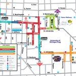 The 2016 Ann Arbor Art Fair Map with locations of each fair. https://t.co/NBK43fI9zk https://t.co/S3RotsL2HI