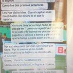Caliente chat que se filtró entre Michel Vázquez y el Capitán Omar Bravo... https://t.co/22J9uoFGR5