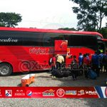 El plantel mayor abordó el bus que lo llevará a Tuxtla Gutierrez https://t.co/H0YE4Fa4vu