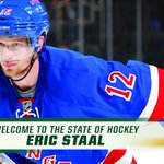 Welcome to the #StateOfHockey Eric Staal! #mnwild agrees to terms on a 3-yr ($10.5 mil) deal https://t.co/38GdL21RTc https://t.co/DSC64XlAh5