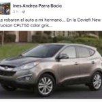 Auto robado en la coviefi #Antofagasta por favor difundir https://t.co/VJODqQIrbd