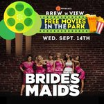 JUST ANNOUNCED: BRIDESMAIDS - FREE MOVIE IN THE PARK Wed, Sept 14 @ Rose Music Hall ➤ INFO ➜ https://t.co/dsOYD4zT7f https://t.co/zoRM9sS9Ka