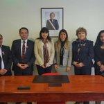 Ministra de Justicia, Director Nacional #RegistroCivil e Intendenta #Tarapaca inaugurando nuevas oficinas SRCEI???????????????? https://t.co/btNIwoc05G