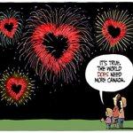 #CanadaDay is the July 1 editorial cartoon by Theo Moudakis. #SoCanadian #Canada #holiday … https://t.co/oJn9kyRA1v https://t.co/JyW8kcighz