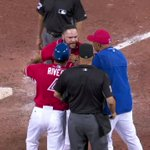 #GottaSeeIt: Russell Martin needs to be held back by #BlueJays coaches after being ejected. https://t.co/8nZTRZLHMq https://t.co/CXzKRY6x9k