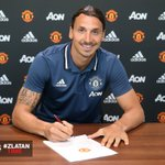 Done deal! #ZlatanTime https://t.co/7W2qsnXtXw