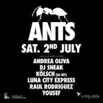 Sat 2th July @AndreaOliva1 @DJ_Sneak @kolschofficial @LunaCityExpress @DjUshuaiaRaul @yousefcircus @ushuaiaibiza https://t.co/TdTo3mkLaI