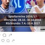 @fischkreutz_KG freut sich schon auf die Duelle gegen den @KarlsruherSC #vfb https://t.co/DP9gXEgGIQ