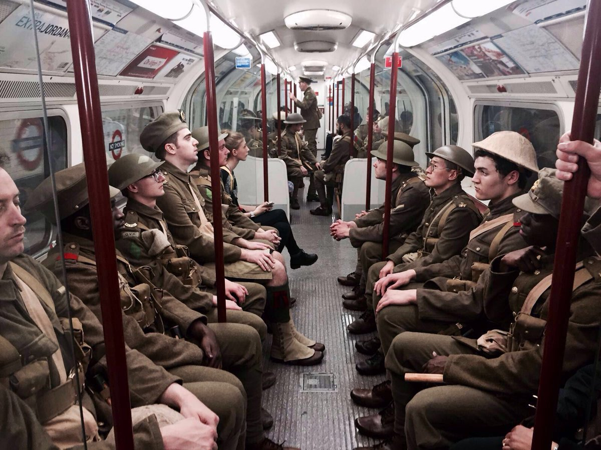 We're proud to be part of #wearehere by @1418NOW, brought to life with 27 partner theatres. https://t.co/taAc5Xwk8b https://t.co/gR0KoGQT1O
