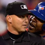 #BlueJays have been befuddled by umpire Carapazzas strike zone before. From the archives: https://t.co/ZmWrdRbLZq https://t.co/fDW8LW7FLB