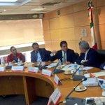 En reunión de trabajo con los alcaldes del #AMG y el director del Infonavit, @DavidPenchyna. https://t.co/UWOhvStQW1