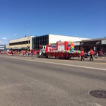 We invite #CanadaDay parade spectators to join the parade after the last float #RMWB #ymm https://t.co/WOkaz7zHQX