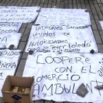 Comerciantes ambulantes acusan persecución del Municipio de #Iquique. Ahora realizan olla común en el centro @biobio https://t.co/Gx2ePuANmw