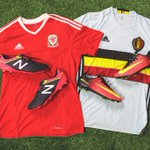 Giveaway! If #WAL wins, well give away a 🐲 home jersey + a pair of @NBFootball Visaros. RT and follow to enter! https://t.co/Zq0JGgufNB