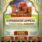 May Allāh preserve the #dawah of Ahlus-Sunnah. Over 20 years in #Birmingham! Aid this project @MasjidSunnaAstn: https://t.co/SgVuQYSWkh