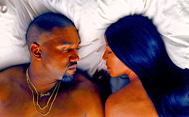 Kanye West's 'Famous' video is now on YouTube: