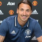 Ibrahimovic completes Man Utd move | More here: https://t.co/aws4ET5eYO #CitiSports https://t.co/qJn1BBQLid
