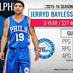 @LegionHoops Bayless will be a nice piece off the bench for the young 76ers. https://t.co/TlCe0IEZxX