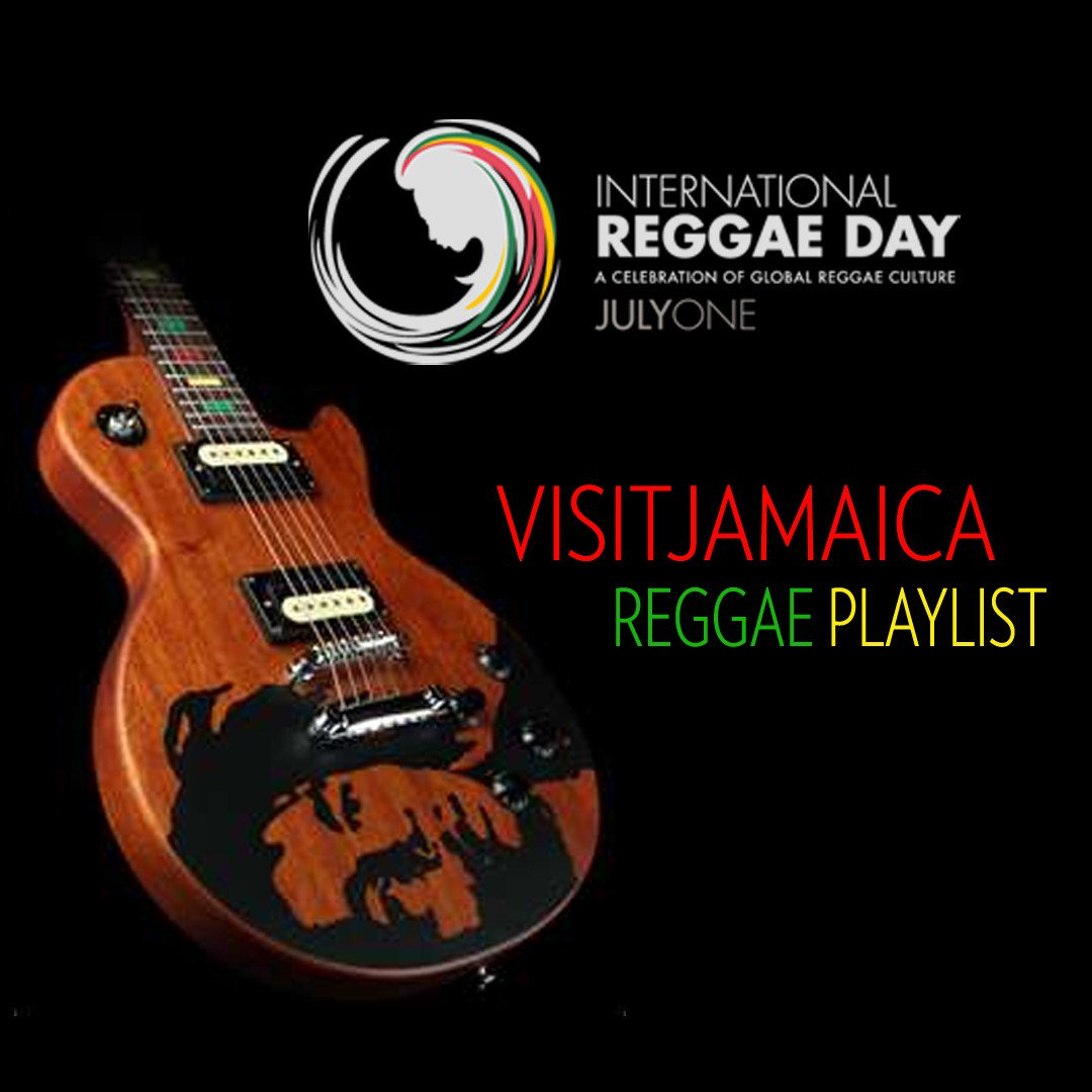 It's International Reggae Day! Turn up the volume and celebrate with our #reggae playlist https://t.co/ej4OlEIyzy https://t.co/swRMh0pBU1