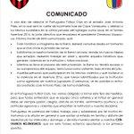 #Institucional: [COMUNICADO] - La junta directiva del #PortuguesaFC tomará medidas en el mítico Páez. https://t.co/78HHwZ7sPX