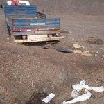 #Antofagasta: SIP de Carabineros recuperó cuatro vehículos robados y ocultos en una quebrada en medio del desierto https://t.co/D4Euf40ZSD