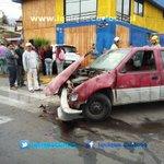 Hombre en Estado de ebriedad provoca accidente de alto impacto en 18 septiembre con José Miguel carrera #Iquique https://t.co/mmwFcw2c2t