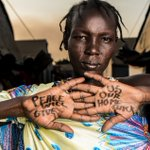 Written on the Body: #Messages of #Peace, #Loss & #Unity from #SouthSudan - https://t.co/KruUs4QcgB by @rxfogarty https://t.co/xmQkiMK9UE