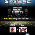 Week 10 is an epic clash: Trotwood at Wayne. State contenders loaded with talent once again. #ThursdayNightLights https://t.co/UPwbXMJl21