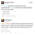 Fa pure i sondaggi su Bossetti. Meglio rinfrescargli la memoria... https://t.co/Lp8cqwI1Gp