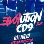 ¡Hoy nuestro #EVOLUTIONTOUR en la @Feria_SJR! https://t.co/6Tz4g9unRQ
