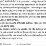 Texto que veta uso pelo Facebook de conteúdo publicado é inútil https://t.co/Emb95B6la0 https://t.co/tuxbXhA19b