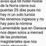 @EPN creo que esto es un gran aviso y a vez causa tristeza y coraje vs @CNTEMX #yabasta @SergioSarmiento https://t.co/rNsI1Wodxw