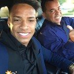 A caminho da III Gala Honoris Sporting! @Sporting_CP #ParabénsSporting #Orgulho ????????✌????⚽️???? https://t.co/6SE2NQyVFk