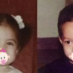 Who would have thought that this two cute little babies will conquer the world now? ???? .@mainedcm #ALDUBPowerOfTwo ???? https://t.co/NflrXUPrKN