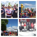 #CanadaDay2016 celebrations in Bronte #Oakville. @CouncillorAdams @OakvilleMayor @MarcReyerGrant @sean_omeara https://t.co/akHdD8qA40