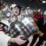 Quebec Remparts Alexander Radulov celebrates with 2006 Memorial Cup & Stafford Smythe Trophy as tournaments MVP https://t.co/0rdnK72Z1h