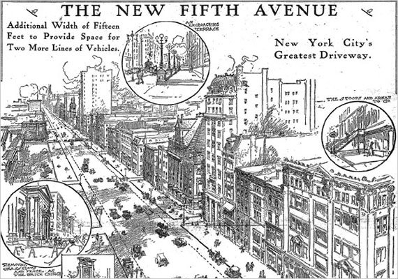 The New York of 2016 needs the wide, generous sidewalks of 1906:  https://t.co/iFX7DTMEKw  This was a huge mistake: https://t.co/CVHAdRhKhR