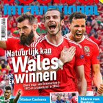 Covertje hoor, bijna drie weken geleden #VI #WAL #BELWAL #EURO2016 https://t.co/BNf2TMOE82