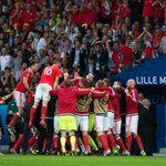 FT: #WAL 3, #BEL 1. Wales become the 1st British team in 20 years to make the semis of a major tournament. #Euro2016 https://t.co/99OiJNyEt8